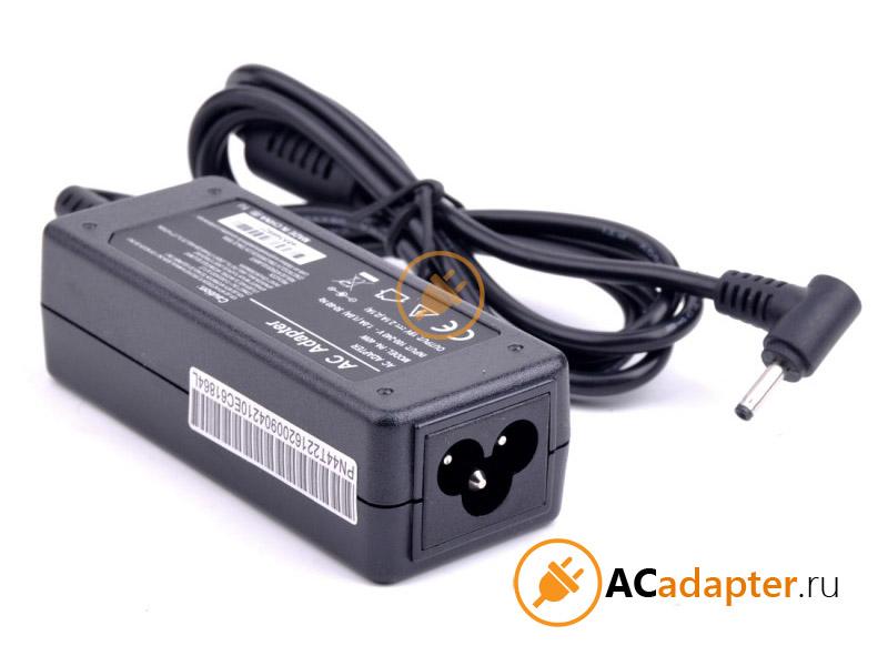 Оригинальный адаптер 19V 2.1A для ноутбука Asus
