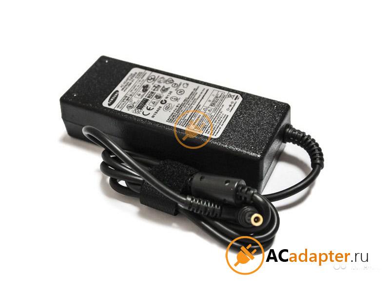 Оригинальный адаптер 19V 4.74A 5.0х3.0mm для ноутбука Samsung